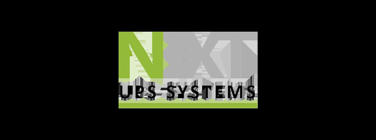 Logo NEXT UPS SYSTEEM