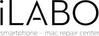 Logo iLabo - Smartphone - mac repair center